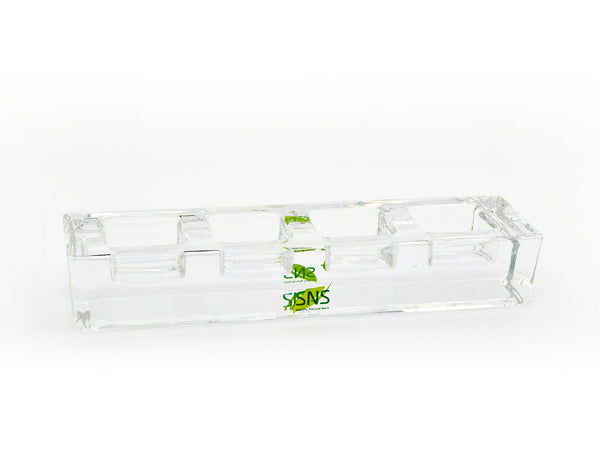 Glass Gel Holder