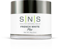 SNS Dipping Powder - French White