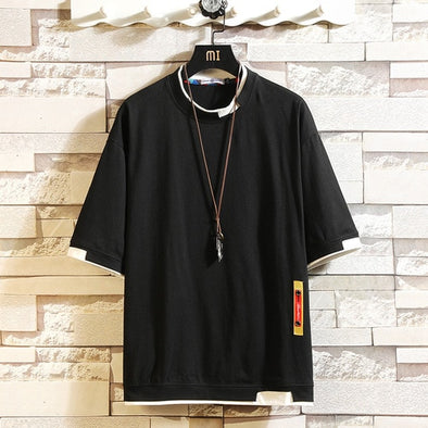 Short Sleeve Casual Street T Shirt