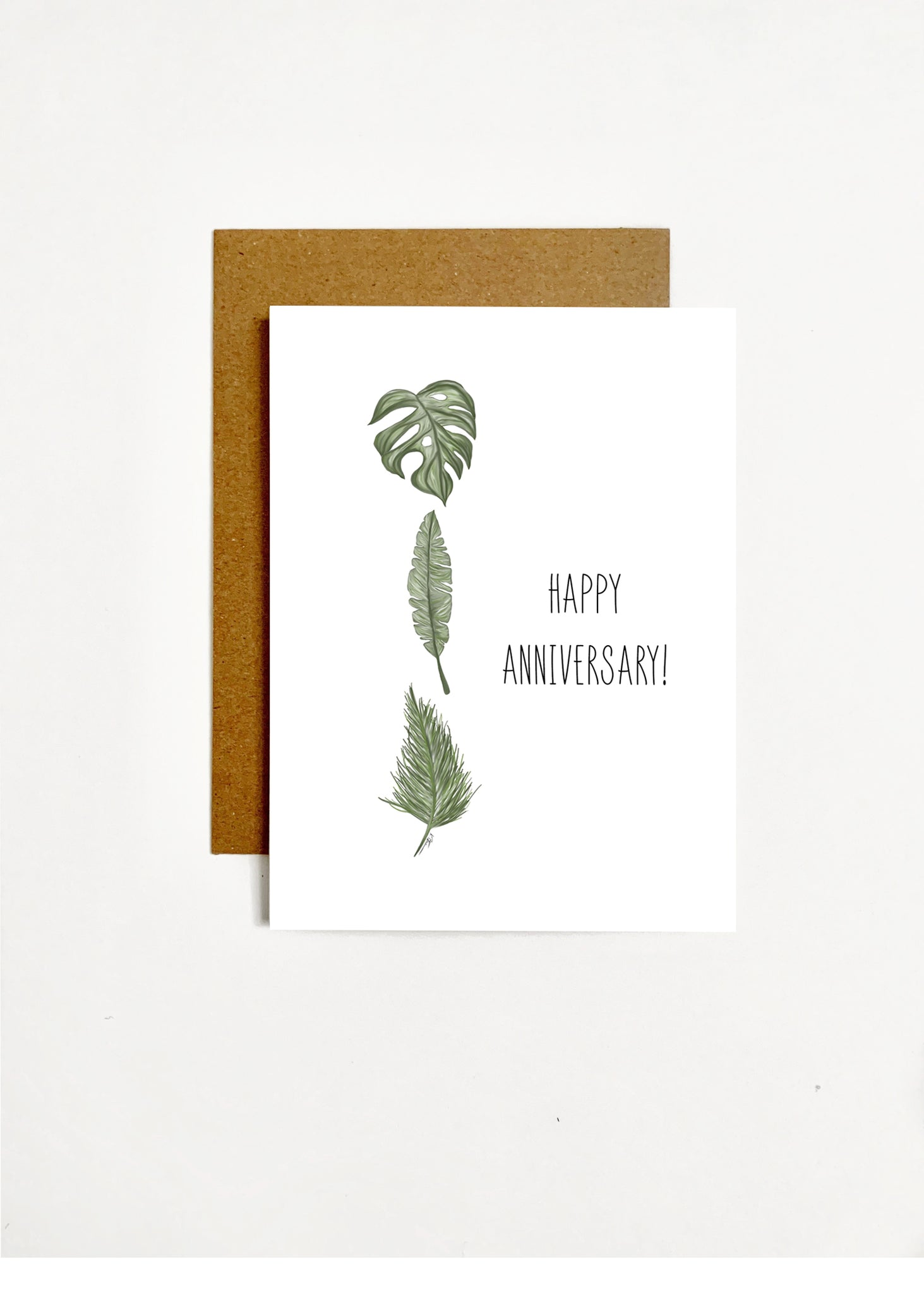 Happy Anniversary Plants