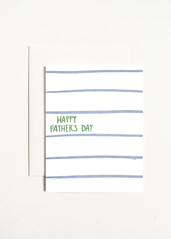 Happy Father's Day! - Stripes