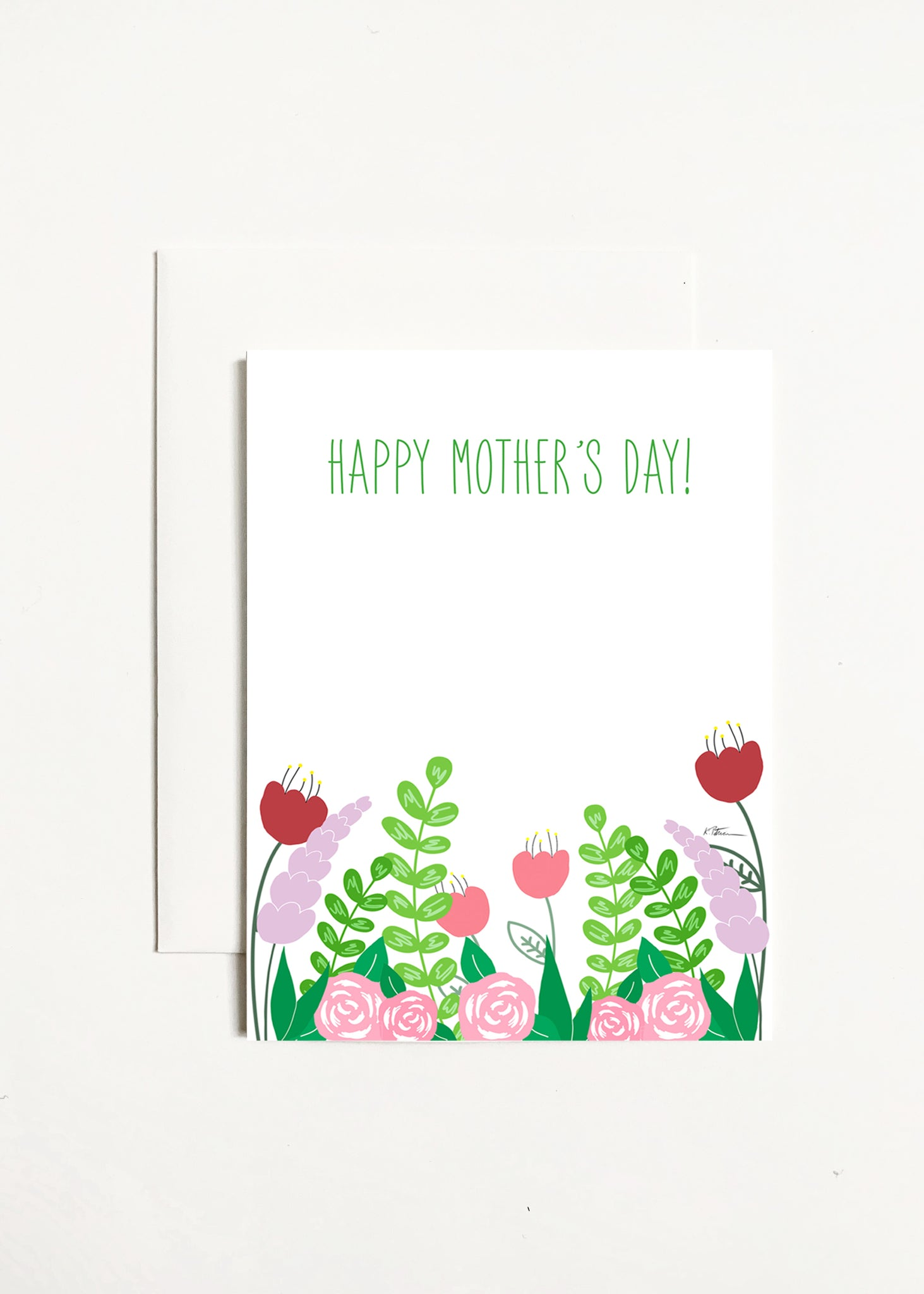 Happy Mother's Day! - Flowers