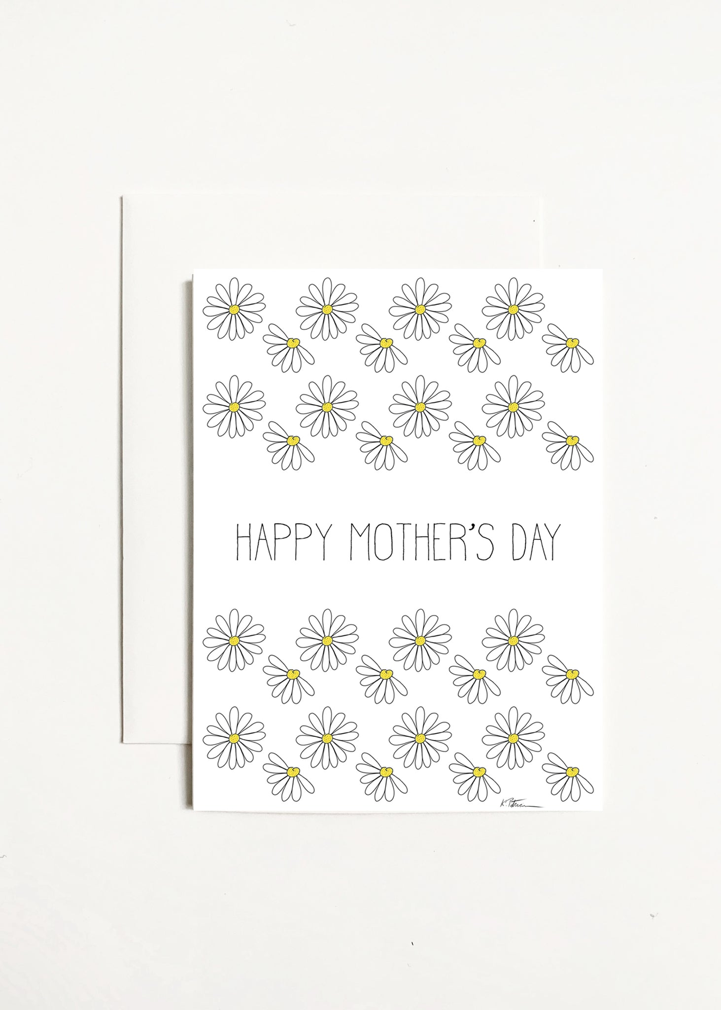 Happy Mother's Day! - Daisies