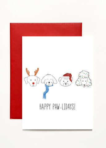 Happy Paw-Lidays!