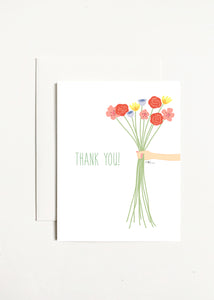 Thank You! - Flower Bouquet