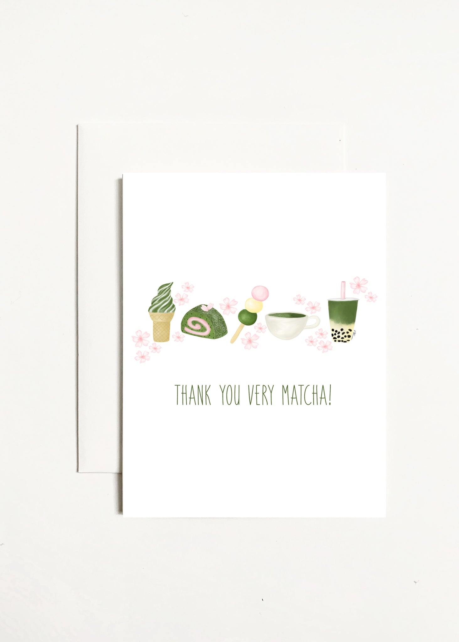 Thank You Very Matcha!