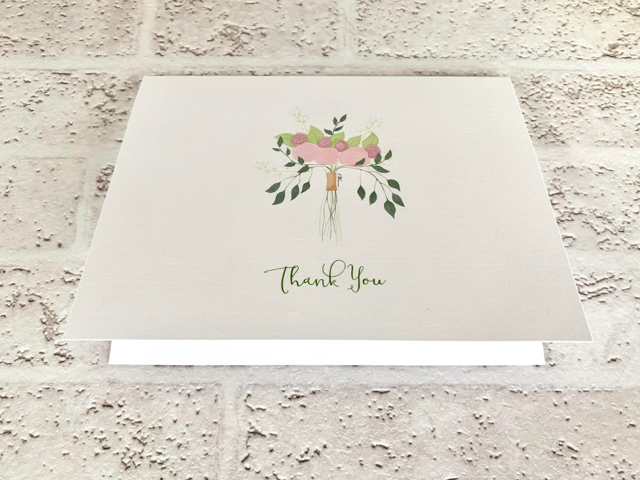 Thank You Wedding Bouquet