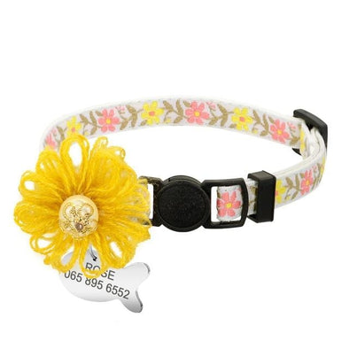 Custom Collar - Daffodil