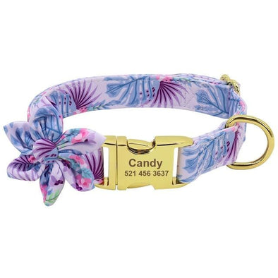 Custom Collar - Lavender
