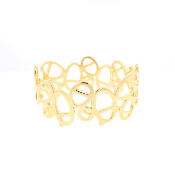 Tory Bangle In Gold