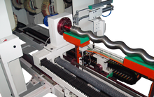 Load image into Gallery viewer, QLC - CNC Controlled Metal Polishing Machine