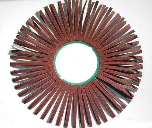 "Deburring Discs 12"" & 14"" - 100pcs"