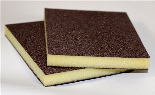 Sanding Sponge - 100 pcs Box - Mix Grit