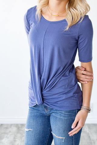 MYLA KNOT TOP
