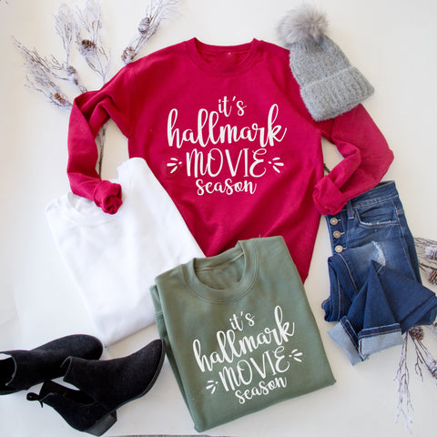 HALLMARK MOVIE SEASON | PULLOVER