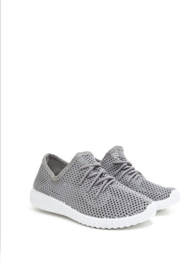 RECKLESS SNEAKER | GREY