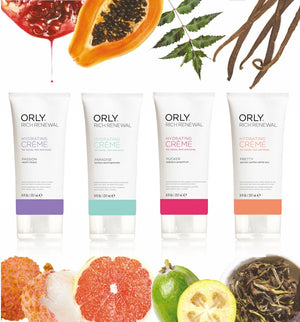 ORLY Rich Renewal Hydrating Crème 8 oz. (Pro pricing)