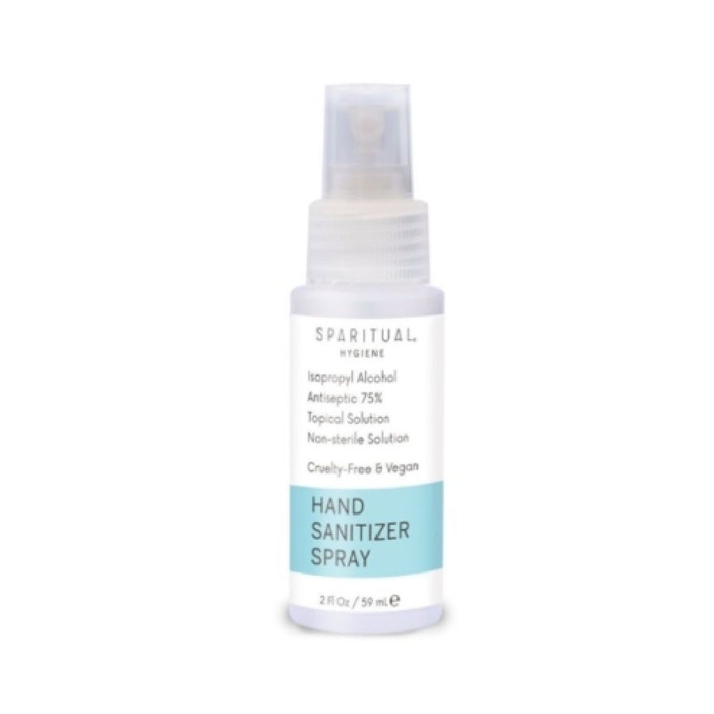 Sparitual Hand Sanitizer Spray 2 fl oz.