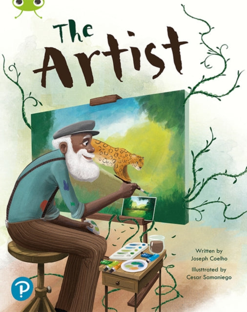 Bug Club Shared Reading: The Artist (Year 1) by Joseph Coelho
