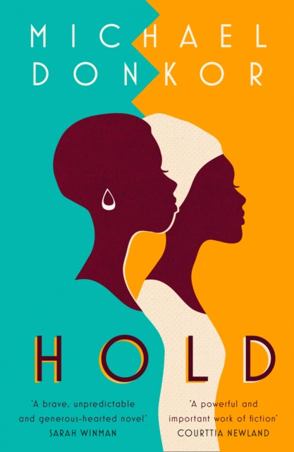 Hold by Michael Donkor