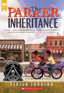 The Parker Inheritance (Scholastic Gold) by Varian Johnson