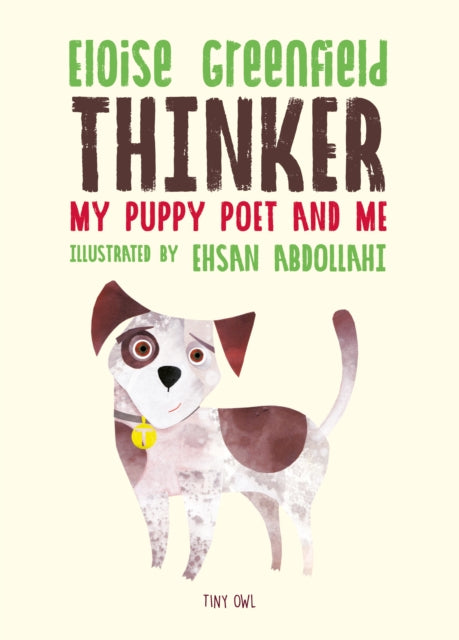 THINKER: My Puppy Poet and Me by Eloise Greenfield