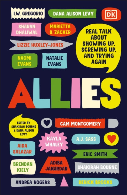 Allies by Shakirah Bourne and Dana Alison Levy Published:29 Jul 2021
