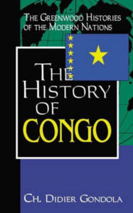The History of Congo by Didier Gondola  Print on demand