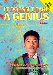 It Doesn't Take a Genius by Olugbemisola Rhuday-Perkovich   Publish Date 29 Apr 2021