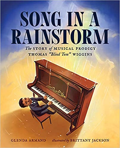 SONG IN A RAINSTORM by GLENDA ARMAND Publish Date 1 Jan 2021