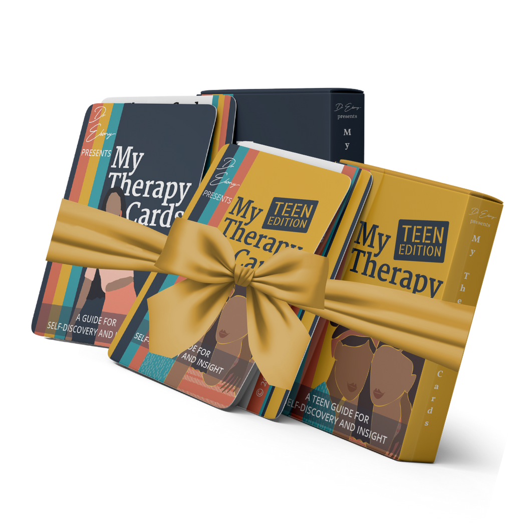 MY THERAPY CARDS BUNDLE! - Enjoy Complimentary $8.99 OFF When You Purchase a Bundle!