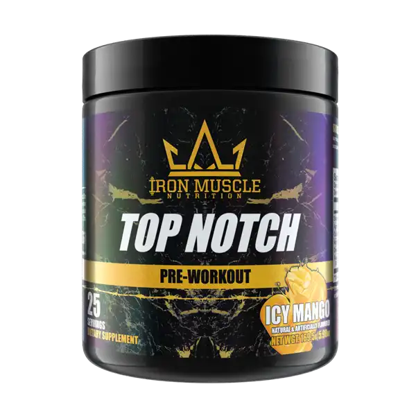 TOP NOTCH PRE-WORKOUT - Pro-flexx