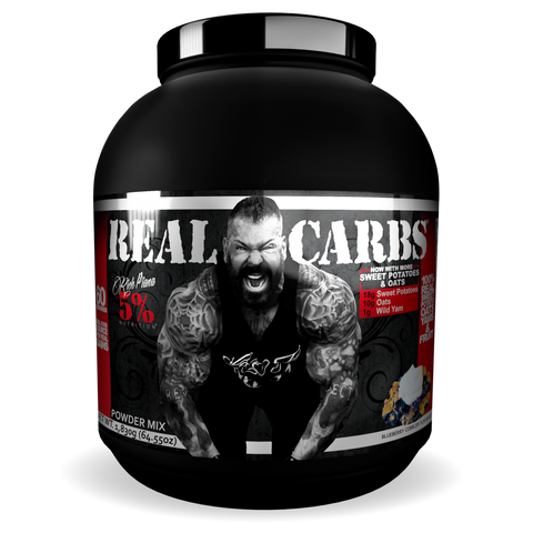 Real Carbs Complex Carbohydrates - Pro-flexx