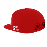 Love It Kill It, Red Hat with Black Lettering - Pro-flexx