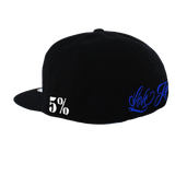 Love It Kill It, Black Hat with Blue Lettering - Pro-flexx