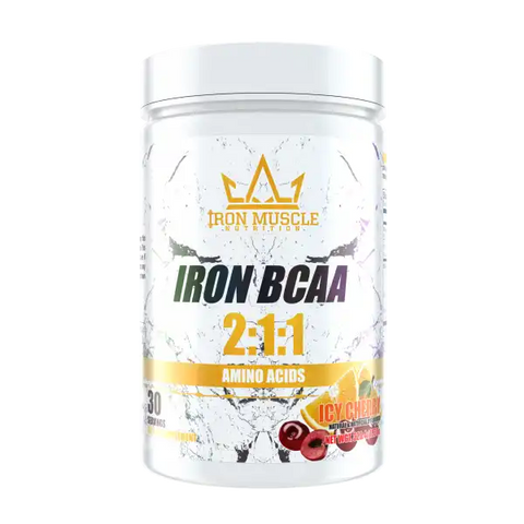 Iron Muscle Nutrition: Iron BCAA - Pro-flexx