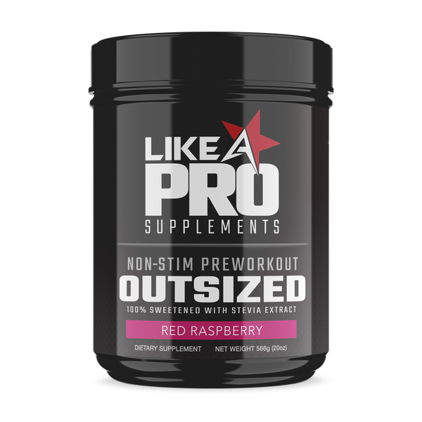 Outsized Non Stim Pump - Pro-flexx