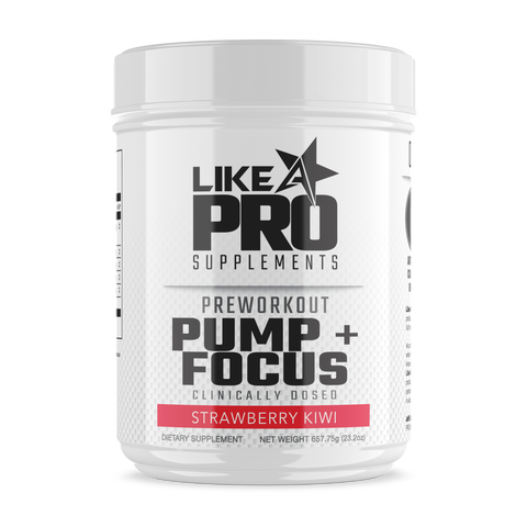 Pump + Focus Pre Workout - Pro-flexx