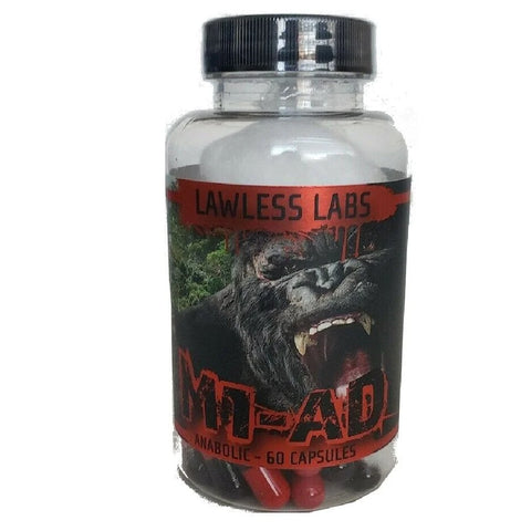 Lawless Labs: M1-AD