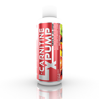 Marman Nutrition: L-Carnitine X Pump - Pro-flexx