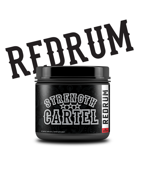 Strength Cartel: Red Rum (In Store Sales Only) - Pro-flexx