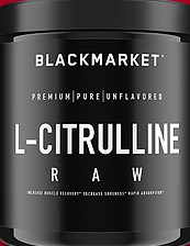 BlackMarket Labs: L-Citrulline Raw - Pro-flexx