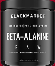 BlackMarket Labs: Beta-Alanine Raw - Pro-flexx