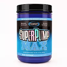 Gaspari Nutrition: Super Pump Max 640g - Pro-flexx