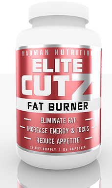 ELITE CUTZ FAT BURNER - Pro-flexx