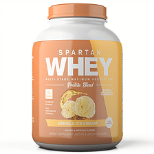 Spartan Whey: Vanilla Ice Cream - Pro-flexx