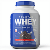 Spartan Whey: Double Stuff Cookies & Cream - Pro-flexx