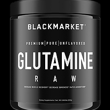 BlackMarket Labs: Glutamine Raw - Pro-flexx