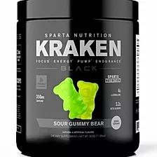 KRAKEN BLACK PRE-WORKOUT - Pro-flexx