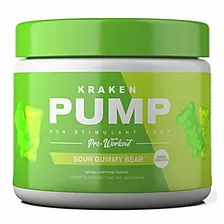 KRAKEN PUMP NON-STIM PRE-WORKOUT - Pro-flexx